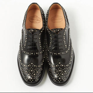 DEUXIEME CLASSE - 【新品未使用】Church's Burwood