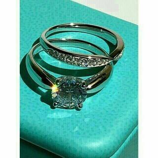 ティファニー(Tiffany & Co.)のTiffany&Co Tリング(リング(指輪))