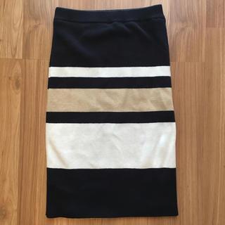 dazzlin - dazzlin ダズリン ボーダータイトスカート ボーダースカート
