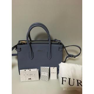 Furla - フルラ    バッグ  グレイッシュブルー
