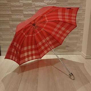 BURBERRY - BURBERRY 日傘 晴雨兼用 UVカット 新品未使用