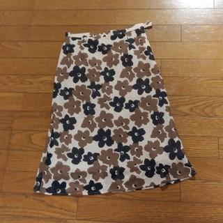 秋色スカート(ひざ丈スカート)