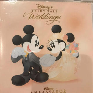 Disney - 【結婚式BGM】Disney FAIRY TALE weddings