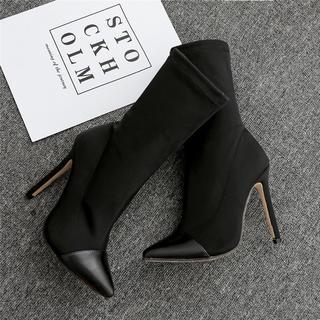 ソックスブーツ ブーツ ショートブーツ ブーディ(ブーツ)