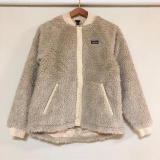【大人もOK】新品 パタゴニア レトロX ボマージャケット ナチュラル