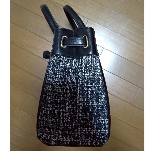 rienda(リエンダ)のrienda リエンダ ハンドバッグ ツイード レディースのバッグ(ハンドバッグ)の商品写真