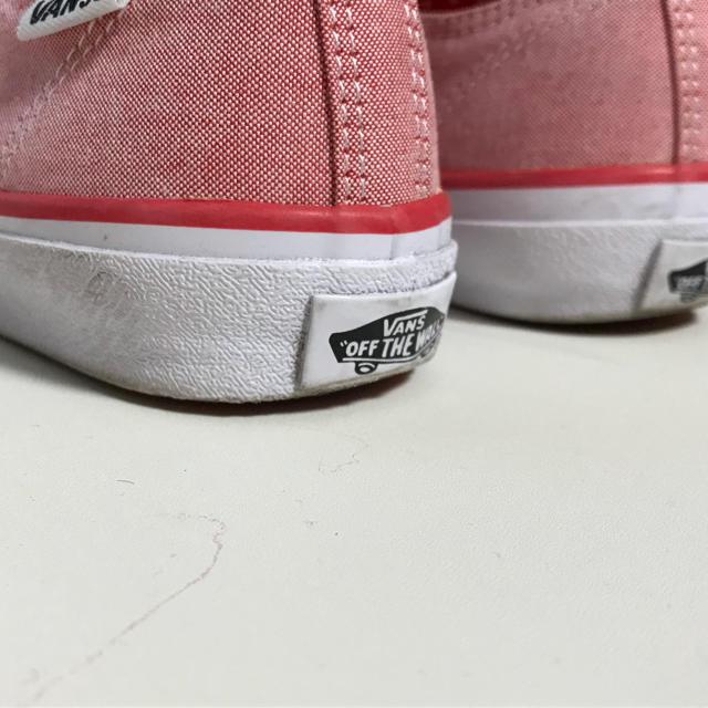 VANS(ヴァンズ)の【VANS】スニーカー レディースの靴/シューズ(スニーカー)の商品写真