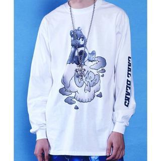 ミルクボーイ(MILKBOY)のMILKBOY SKULL CLOUD L.S. TEE  最終値下げ(Tシャツ(長袖/七分))