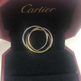 カルティエ(Cartier)のCARTIERトリニティリング (リング(指輪))