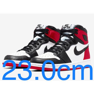 NIKE - NIKE AIR JORDAN 1 SATIN BLACK TOE サテン