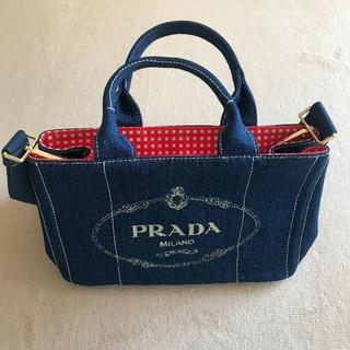 PRADA - プラダ カナパ