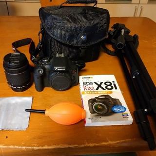 Canon - Canon EOSkissx8i  一眼レフカメラ