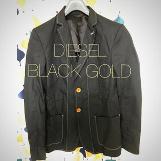 ブラックゴールド(BLACK GOLD)の【DIESEL BLACK GOLD】テーラードジャケット(テーラードジャケット)