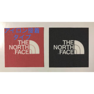 THE NORTH FACE - THE NORTH FACE ワッペン 大