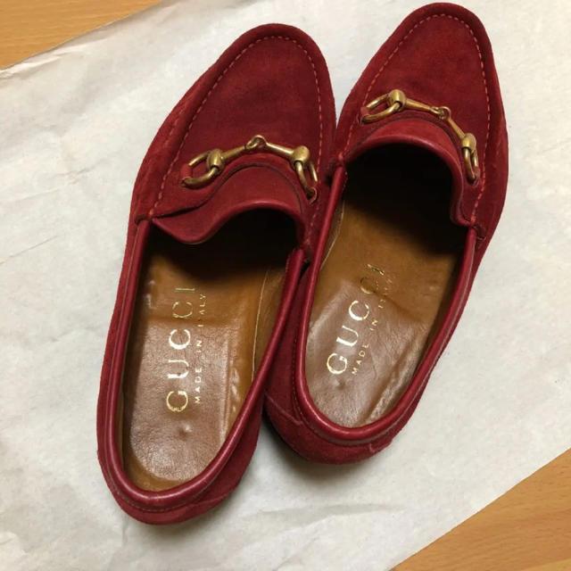 Gucci(グッチ)のGUCCI  ローファー 1週間セール❗️ メンズの靴/シューズ(ドレス/ビジネス)の商品写真