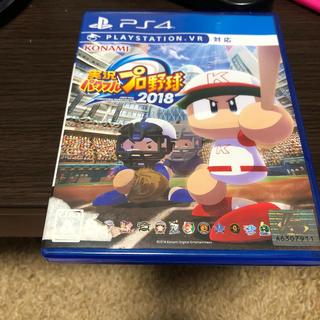 PlayStation4 - 実況パワフルプロ野球2018 PS4版