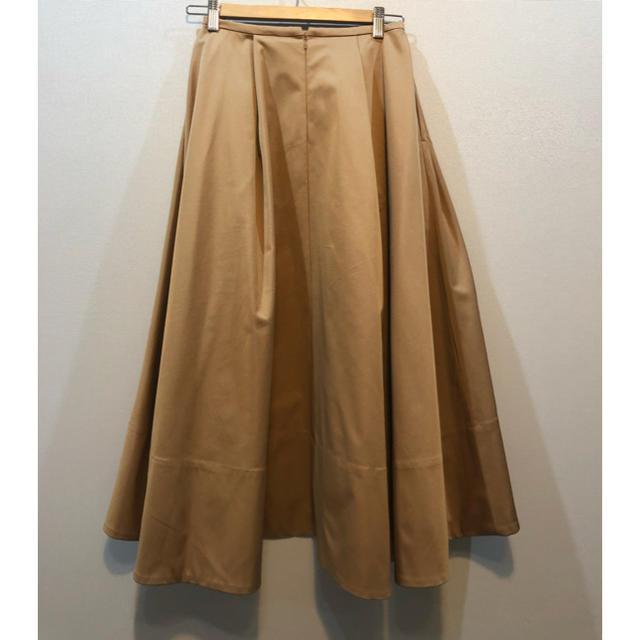 Chesty(チェスティ)のchesty アシンメトリースカート 完売品 レディースのスカート(ロングスカート)の商品写真
