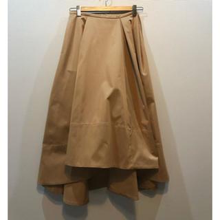 チェスティ(Chesty)のchesty アシンメトリースカート 完売品(ロングスカート)