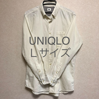 ユニクロ(UNIQLO)のUNIQLO コーデュロイ メンズ 長袖シャツ(シャツ)
