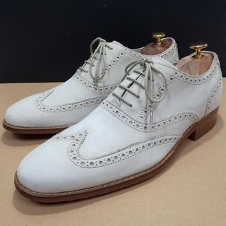 コールハーン(Cole Haan)のコールハーン   ウイングチップ ドレスシューズ ヌバック 革靴(ドレス/ビジネス)