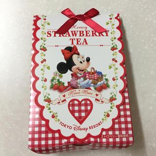 ディズニー(Disney)のディズニーリゾート ハニーストロベリーティー(茶)