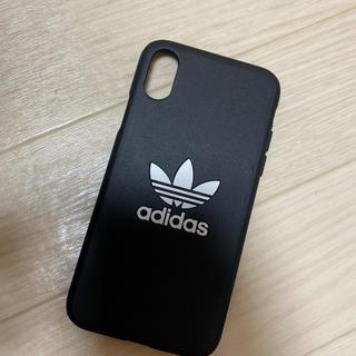 アディダス(adidas)のiPhoneX カバー(iPhoneケース)