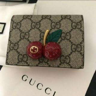 Gucci - 週末限定❣グッチGUCCI 折り財布