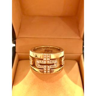 ブルガリ(BVLGARI)のBVLGARI ブルガリ ゴールド ダイヤモンド リング(リング(指輪))