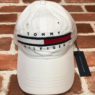 TOMMY HILFIGER - TOMMYHILFIGER トミーヒルフィガー キャップ 新品未使用