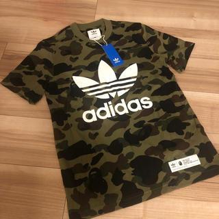 アディダス(adidas)のadidas Tシャツ 新品 タグ付き(Tシャツ(半袖/袖なし))