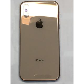 iPhone - iPhone XS 64 ゴールド
