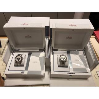 オメガ(OMEGA)のオメガ スピードマスター シルバー時計 オリンピック SPEED MASTER (腕時計(アナログ))