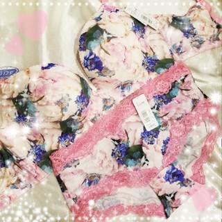 aimer feel - ♡aimerfeel♡超盛ブラ&ショーツset♡E75/L♡