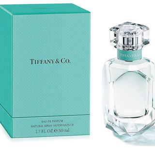 ティファニー(Tiffany & Co.)のティファニー 香水 50ml(香水(女性用))