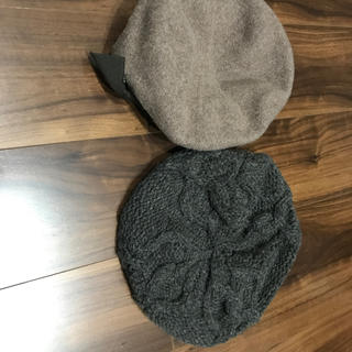 アフタヌーンティー(AfternoonTea)のアフタヌーンティー帽子2点セット(ハット)