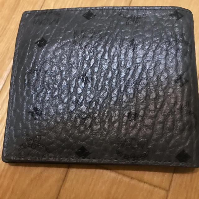 MCM(エムシーエム)の値下げ中 希少 MCM 財布 メンズのファッション小物(折り財布)の商品写真