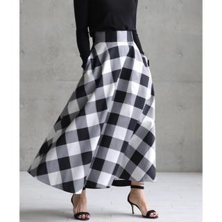 Drawer - ★SHE Tokyo big ギンガムチェック スカート(新品未使用品) ★