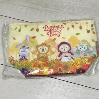 Disney - ダッフィー 秋のぼうけん スーベニアランチケース