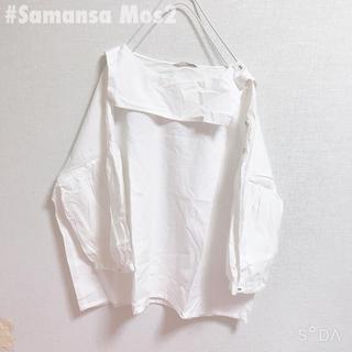 SM2 - ⚮̈⚘Samansa Mos2  セーラーブラウス⚮̈⚘