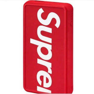 Supreme - シュプリーム モバイルバッテリー