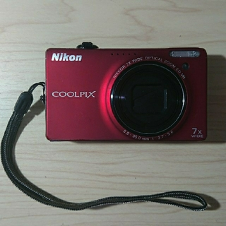 Nikon - Nikon デジカメ COOLPIX S6000