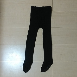 アンパサンド(ampersand)のampersand 極厚 タイツ90-100(靴下/タイツ)