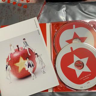シャイニー(SHINee)のLUCKY🍎STAR(初回生産限定盤 CD+DVD)(K-POP/アジア)