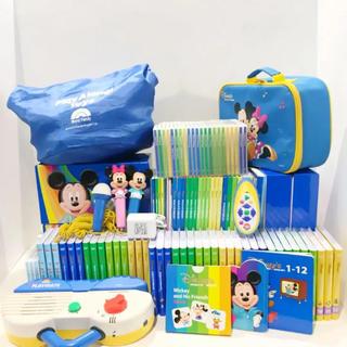 Disney - 【美品!】2014年購入!ミッキーパッケージ フルセット ディズニー英語システム