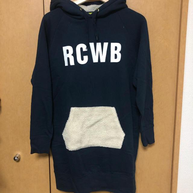 RODEO CROWNS WIDE BOWL(ロデオクラウンズワイドボウル)のロデオクラウンズ  パーカー レディースのトップス(パーカー)の商品写真