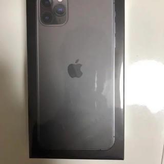 Apple - iPhone 11 Pro MAX 512GB スペースグレー 正規 新品未開封
