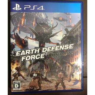 PlayStation4 - 【地球防衛軍】EARTH DEFENSE FORCE:IRON RAIN