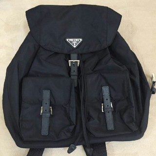 PRADA - 男女通用プラダリュックバッグ
