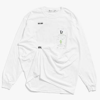 ステューシー(STUSSY)のHIGH-GATE/ COMICALIZE REAL L/S TEE (Tシャツ/カットソー(七分/長袖))