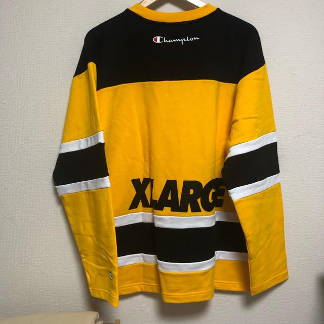 XLARGE(エクストララージ)のXLARGE champion 激レア メンズのトップス(スウェット)の商品写真